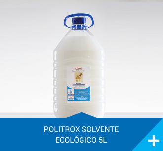 politrox solvente ecologico 5l